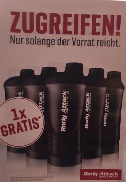 +++ Shaker GRATIS +++