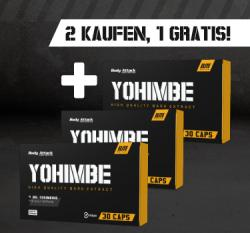 Yohimbe 2+1