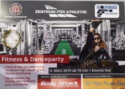 ***Party, Party, und Trainieren ***