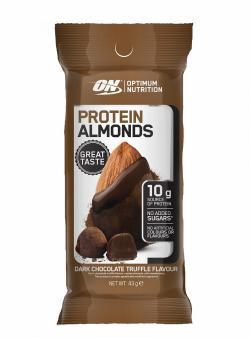 Brandneu und unfassbar gut: Proteinmandeln!