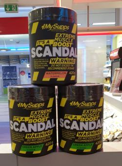 Scandal Pump Booster