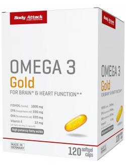 Omega-3 Softgel-Kapseln