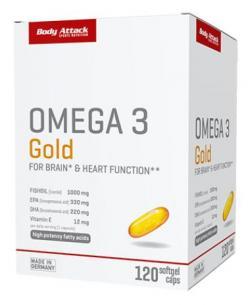 Neues Produkt - Omega 3 Gold