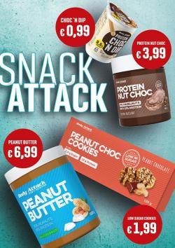 Body Attack - Snack Attack