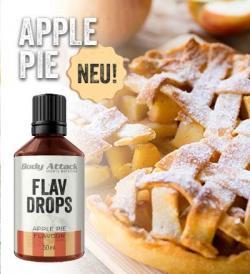 Flav Drops Apple Pie