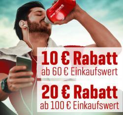 Bis zu 20 Euro rabatt auf deine nächsten Einkauf!