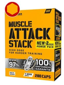 Muscle Attack im Stack