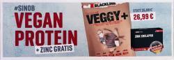 +++ VEGAN PROTEIN + ZINC GRATIS +++