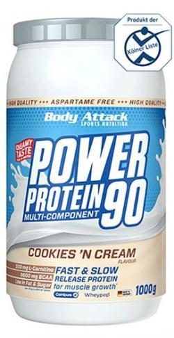Power Protein 90 – nicht nur Power im Namen