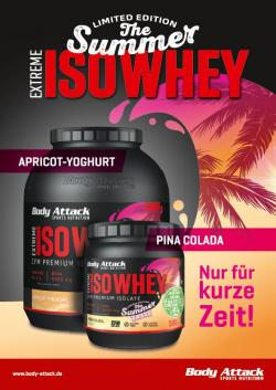 Limited Edition - Summer Iso Whey