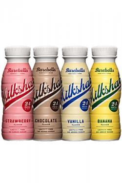 NEU bei uns: Barebells Milkshake