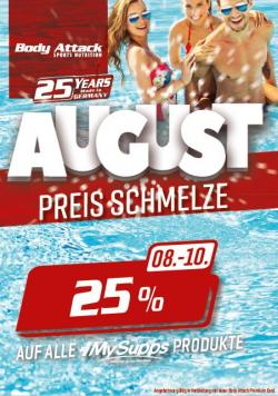 +++ AWESOME AUGUST +++ Teil 2