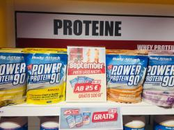 GRATIS... ab 25 € Packung 500g Power90