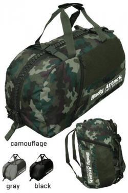Neu!!! Body Attack Sportsbag