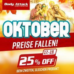 Oktober Angebot