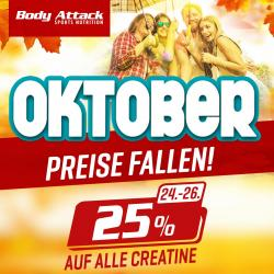 25 Years im Oktober, Week 4