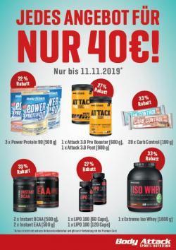 Tolle Angebote für nur 40 Euro