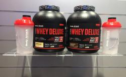 Extreme Whey Deluxe + Shaker GRATIS