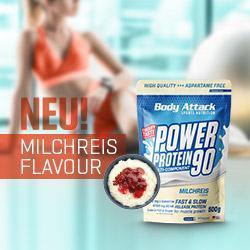 Power Protein 90 MILCHREIS