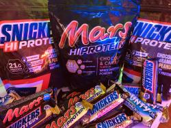 +++ SNICKERS & MARS +++