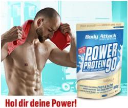 HOL DIR DEINE PROTEIN-POWER!