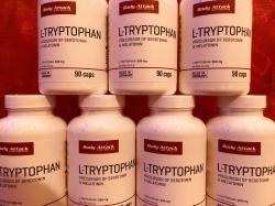 +++ L-TRYPTOPHAN +++