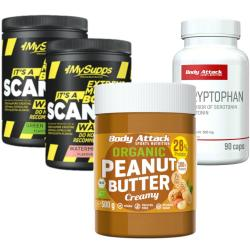Neu! Peanut Butter Organic, L-Tryptophan, Scandal