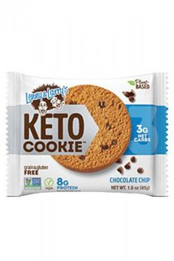 NEU bei uns: Lenny & Larry´s Keto Cookie