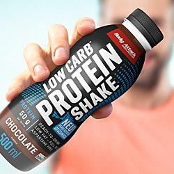 Low-Carb* Protein Shake