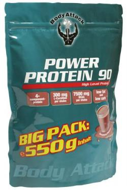 Power Protein 90 550 g Gratis Aktion!!!