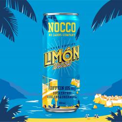 NOCCO BCAA DRINK 330ml - LIMÓN DEL SOL