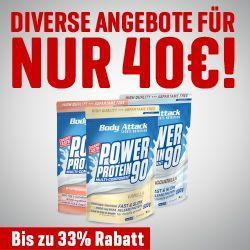 40€ Aktion! Zum Start purzeln die Preise