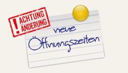 +++ FRÜHAUFSTEHER neue 10-18 Uhr Öffnungszeiten +++