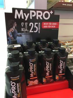 NEU bei Uns! MyPRO High Proteindrink!