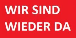 +++ WR SIND WIEDER FÜR EUCH DA +++