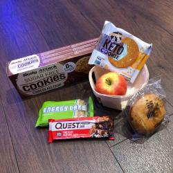 Pack dein Protein-Picknick!