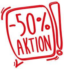 50% Aktion für Premium Card Mitglieder
