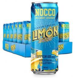 Wir läuten den Sommer ein: Nocco Limon del Sol!