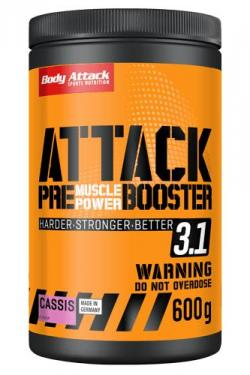 +++ NEU! Unser Booster PRE-ATTACK 3.1 +++