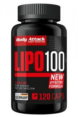 LIPO 100 - neue und noch effektivere Formel
