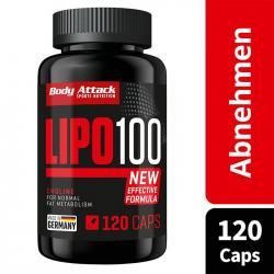 LIPO 100 - Lass die Kilos purzeln!