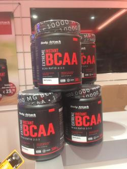 Für Puristen: BCAA Natural