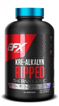 +++ NEU! EFX Kre-Alkalyn Ripped +++