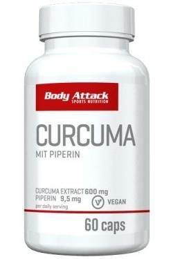 Neu eingetroffen: ***Curcuma-Caps***