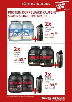 Shaker GRATIS!