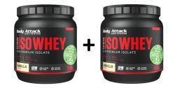 Extreme Iso Whey: Angebot jetzt auch für 500 g