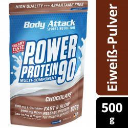 Power Protein 90 Beutel gratis dazuuuuuu