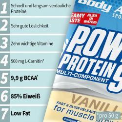 Aktion! Power Protein 90 500g gratis zum Einkauf