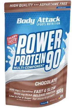 50€ einkaufen, einmal Power Protein 90 gratis erhalten