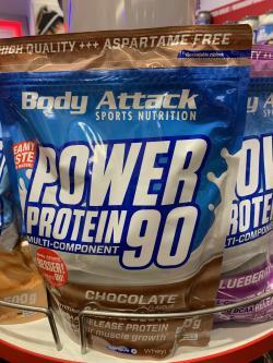 + + + GRATIS Power Protein 90 500g + + +